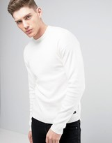 ONLY & SONS Knitted Sweater with Stepped Hem