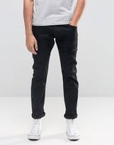 Wrangler Bryson Skinny Jean In Perfect Black