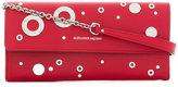 Alexander McQueen embellished clutch