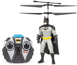 World Tech Toys Batman Flying Figure 2 Channel Helicopter