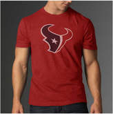 '47 Men's Houston Texans Logo Scrum T-Shirt