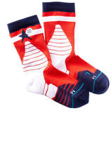 Stance Wizards Core Fusion Basketball Quarter Crew Socks