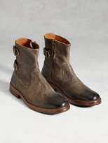 John Varvatos Julian Back Strap Boot