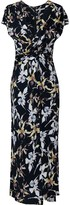 Thumbnail for your product : Jason Wu Collection Wild Orchid Printed Dress