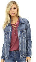 West Coast Wardrobe Big Sur Jacket in Denim