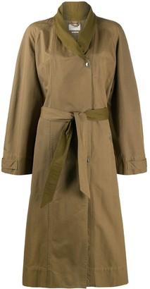 Etoile Isabel Marant Belted Trench Coat