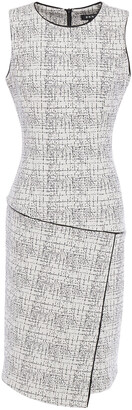 DKNY Jacquard-knit Dress