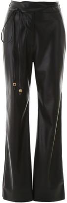Nanushka Chimo Wide Leg Pants