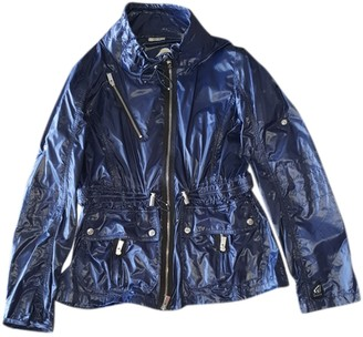 Hogan Blue Jacket for Women