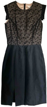 Erdem Black Lace Dress for Women