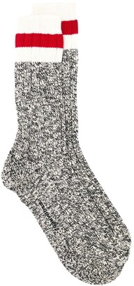 DSQUARED2 Striped Detail Socks