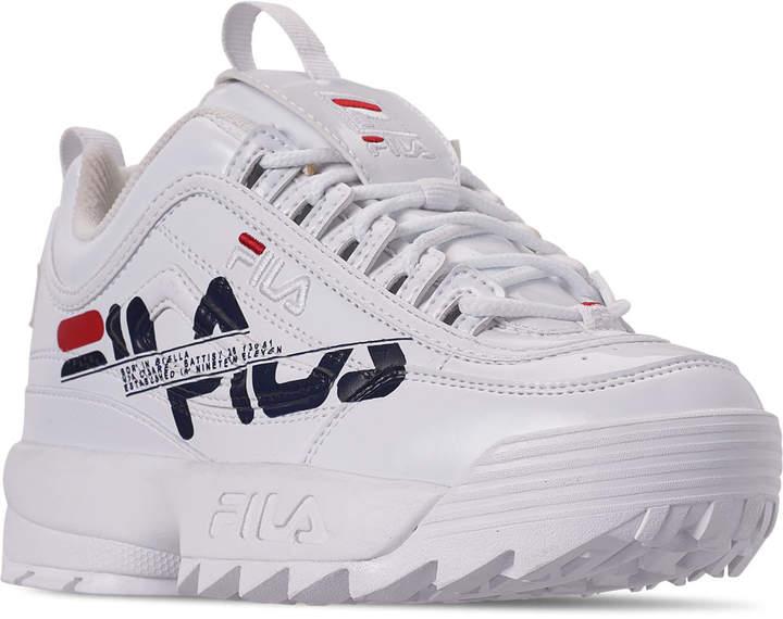 ed915fbed3 Boys' Big Kids' Disruptor 2 Print Casual Shoes