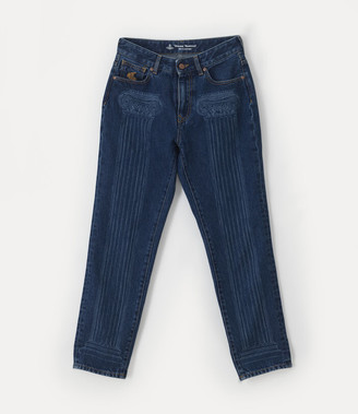 Vivienne Westwood New Harris Jeans Blue Denim