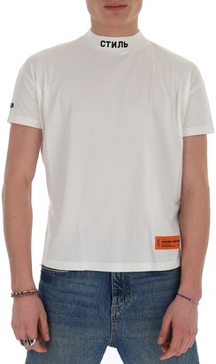 Heron Preston Mock-Neck T-Shirt
