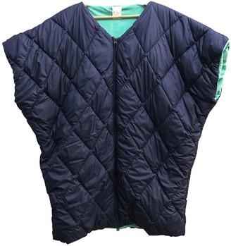 Tom Dixon Blue Coat for Women
