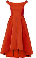 Karen Millen Off-the-shoulder Prom Dress - Red