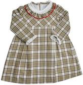 Foque Scottish Tartan Dress