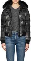 Rossignol Women's Celeste Down-Quilted Bomber Jacket
