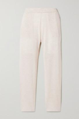Skin Brenda Knitted Track Pants - Off-white
