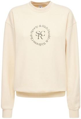 Sporty & Rich Srhwc Crewneck Sweatshirt