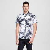 Mossimo Men's Short Sleeve Button Down Shirt