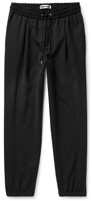 McQ Slim-Fit Tapered Woven Drawstring Track Pants