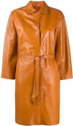 Salvatore Santoro Single Breasted Coat
