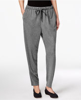 Eileen Fisher Jersey Slouchy Ankle Pants, Regular & Petite
