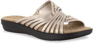 Easy Street Shoes Tula Women's Slip-On Sandals