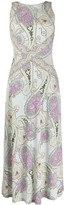 Etro paisley-print dress
