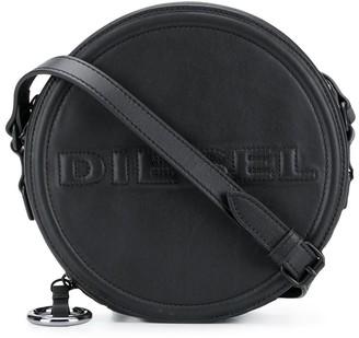 Diesel Debossed Logo Cross Body Bag