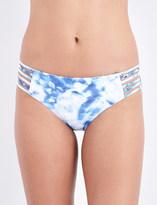 Seafolly Caribbean Ink bikini bottoms