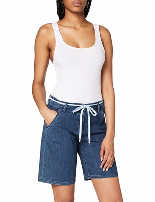 Brax Women's Mel B Ultralight Denim Straight Jeans