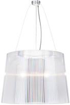 Kartell Ge Ceiling Lamp - Crystal
