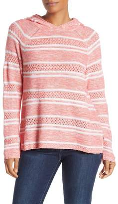 Tommy Bahama Anacapa Marled Linen Blend Hoodie