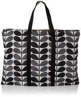 Orla Kiely Women's Foldaway Travel Bag Top-Handle Bag