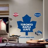 Fathead Toronto Maple Leafs Logo Wall Decal