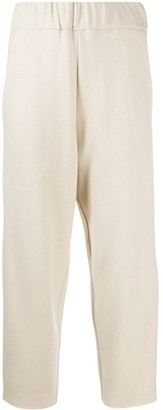 Barena Elasticated Wool Trousers