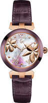 Gc Y22001L3 ladybelle purple watch