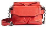 Rag & Bone Micro Pilot Leather Satchel - Red