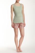Majamas Sunrise Maternity/Nursing Tank & Short Pajama Set (Maternity)