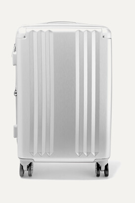 CalPak Ambeur Carry-on Hardshell Suitcase - Silver