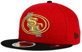 New Era San Francisco 49ers State Flective Redux 59FIFTY Cap