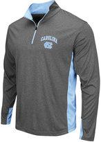 Colosseum Men's North Carolina Tar Heels Ridge Runner Quarter-Zip Pullover