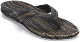 Black Mendong Sandal