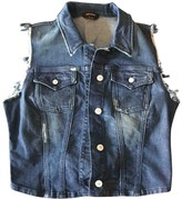 Cycle Blue Denim - Jeans Jacket for Women