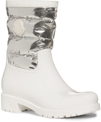 Moncler Gisele Waterproof Rain Boot