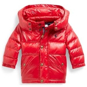Polo Ralph Lauren Ralph Lauren Baby Boys Water-Repellent Down Jacket