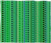 Deny Designs Romi Vega Retro Fleece Throw Blanket, 40-Inch by 30-Inch
