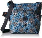 Kipling Melvin Printed Hobo Crossbody Bag
